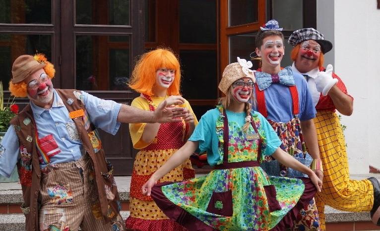 Global Clown - Belarus team, patched clown in Turnip aka Sid
