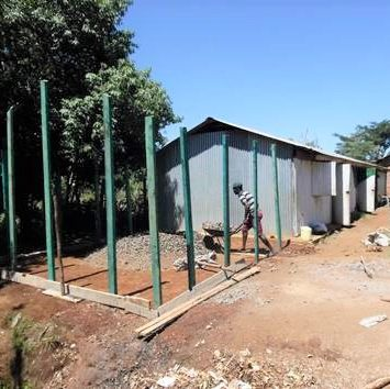 Dala Development - Building project, classroom and office