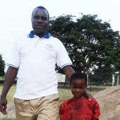 Apollo Jaramoji - UORDP founder and child in the program.