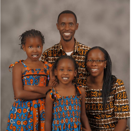 Youngsters for Christ Team - Sammy and family