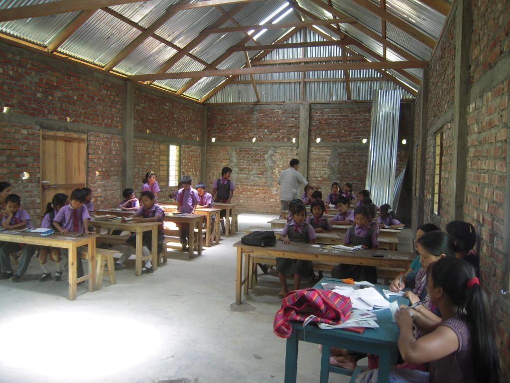 Cornerstone classroom