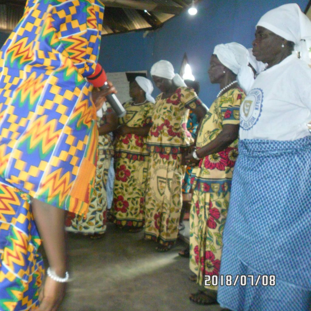 Indigenous Women Ministry - partner project of Global Horizons Inc.