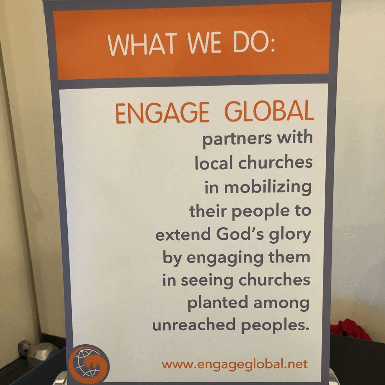Engage Global is a partner project of Global Horizons Inc.