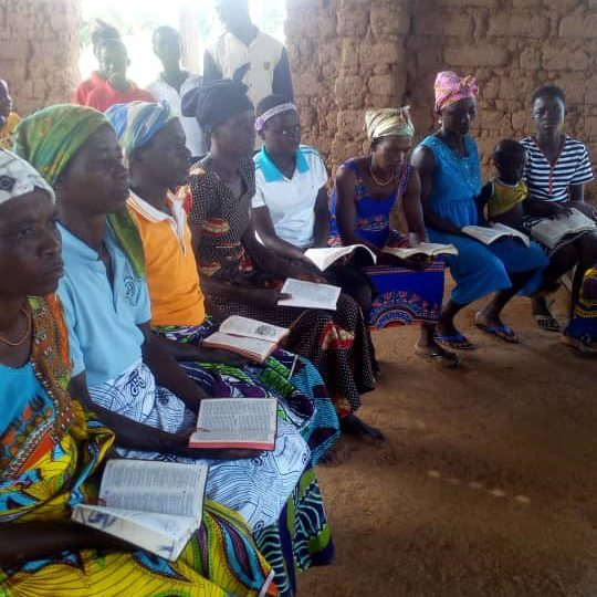 Indigenous Women's Ministry is a partner project of Global Horizons Inc.
