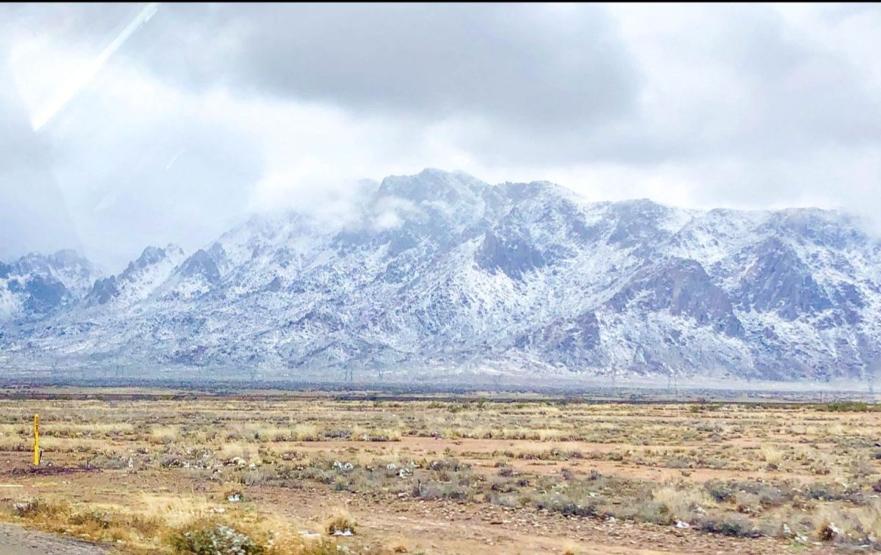Winter in Juarez.