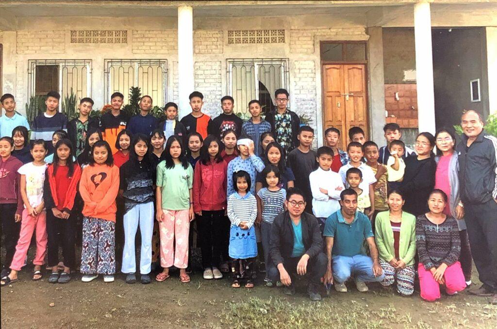 December 2020 Group photo.