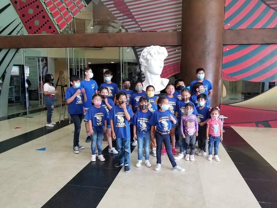 Museum trip!