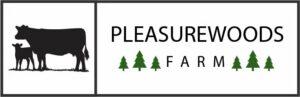 Sponsor - Pleasure Woods Farms logo