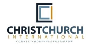 Christ Church logo - new
