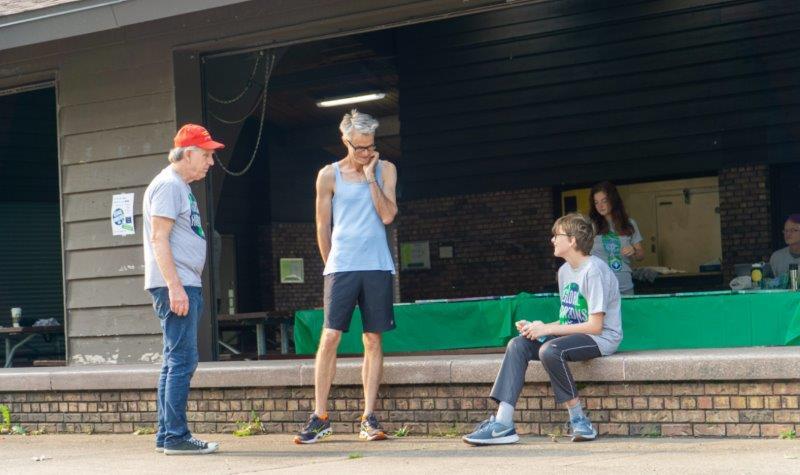 JAM Run - at the pavilion