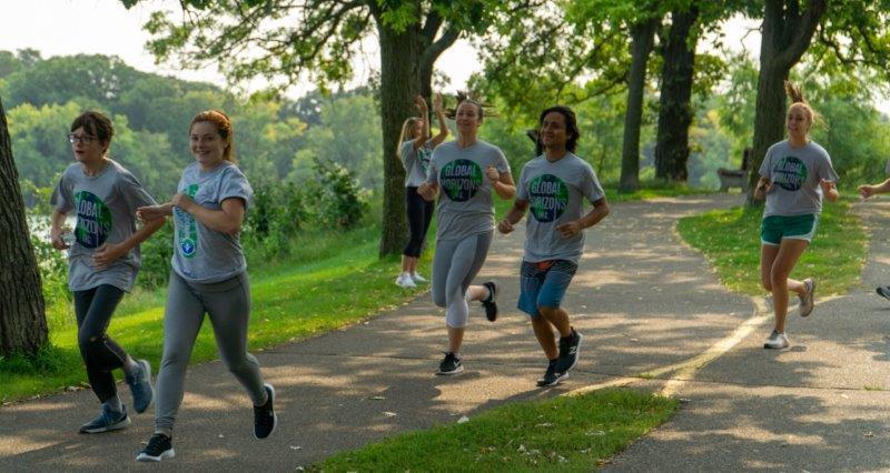 JAM Run - start running 3
