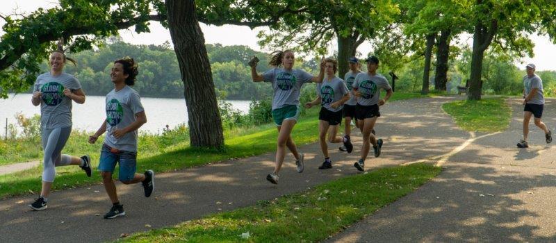 JAM Run - start running 4