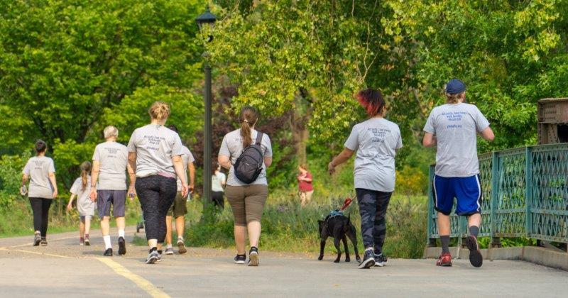 JAM Run - walkers backs