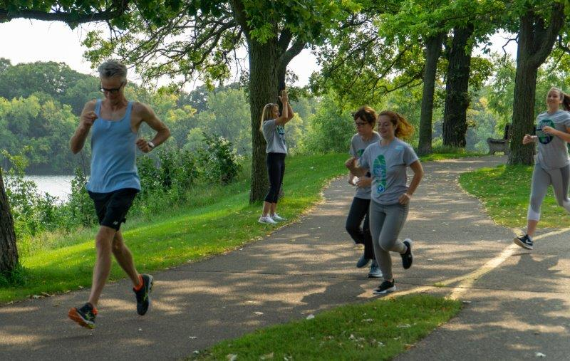JAM run - start running