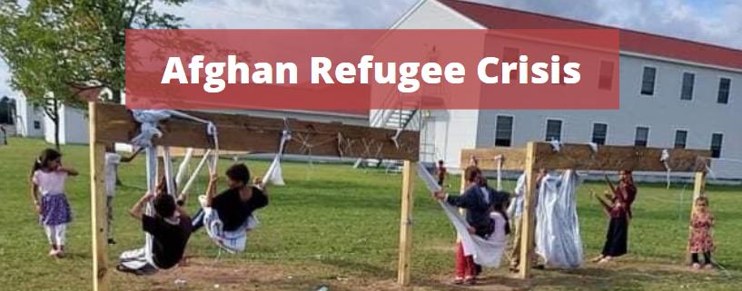Afghan Refugee Crisis for Vanco